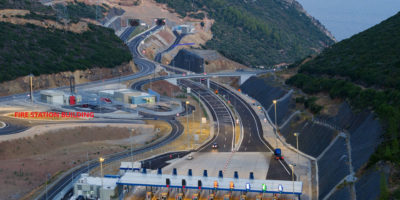 Klokova General Area - Ionian Odos Motorway
